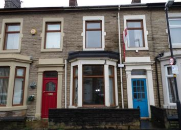 Thumbnail 3 bed terraced house for sale in Westminster Road, Chorley, Lancashire