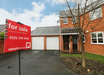 2 bed maisonette for sale in Brixfield Way, Dickens Heath, Shirley, Solihull B90