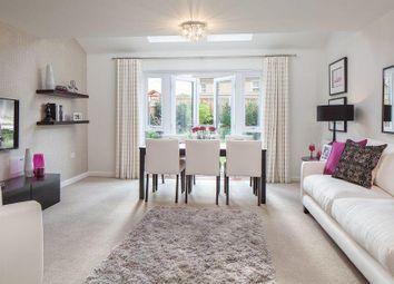 "Thumbnail 3 bedroom terraced house for sale in ""Knighton"" at Hamble Lane, Bursledon, Southampton"