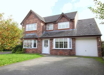 Thumbnail 4 bed detached house for sale in Haresfinch Close, Halewood, Liverpool