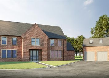 Thumbnail 5 bed detached house for sale in Gainsborough Road, Middle Rasen, Market Rasen