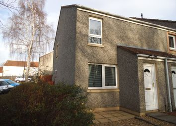Thumbnail 2 bedroom end terrace house for sale in 45 Kippielaw Road, Easthouses, Dalkeith