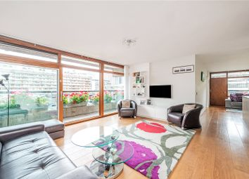 Thumbnail 3 bed flat for sale in Defoe House, Barbican, London
