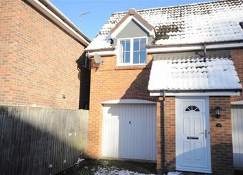 Thumbnail 2 bed flat for sale in Tilling Drive, Stone