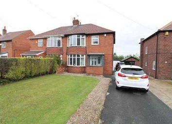 Thumbnail 3 bed semi-detached house for sale in Poplar Avenue, Townville, Castleford, West Yorkshire
