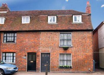 Thumbnail 4 bed end terrace house for sale in High Street, Hadlow, Tonbridge, Kent