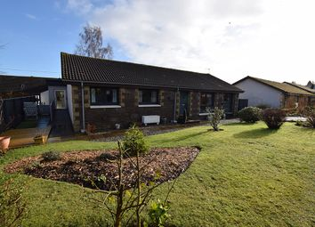 Thumbnail 4 bed bungalow for sale in The Grove, Auchterarder