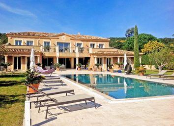 Thumbnail 7 bed villa for sale in Beauvallon, Grimaud (Commune), Grimaud, Draguignan, Var, Provence-Alpes-Côte D'azur, France