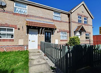 Thumbnail 2 bedroom terraced house for sale in Blackhall Close, Kingswood, Hull