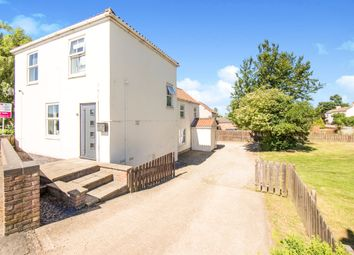 Thumbnail 3 bedroom detached house for sale in Derrythorpe Road, Althorpe, Scunthorpe
