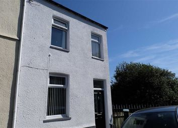 Thumbnail 2 bed end terrace house for sale in Gwenllian Street, Barry, Vale Of Glamorgan