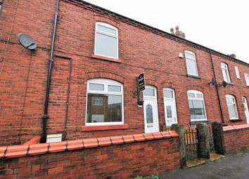 Thumbnail 2 bed terraced house for sale in Chatsworth Street, Pemberton, Wigan