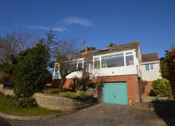 Thumbnail 3 bedroom detached house for sale in Hillside Road, Bleadon, Weston-Super-Mare