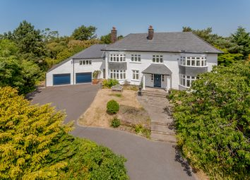 Thumbnail 6 bed detached house for sale in Thorsway, Caldy, Wirral