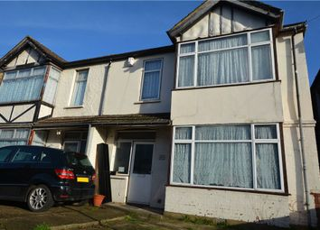 Thumbnail 4 bed semi-detached house for sale in Brandville Road, West Drayton, Middlesex
