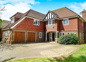 Thumbnail 5 bed property to rent in The Drive, Hellingly, Hailsham