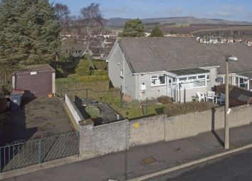 Thumbnail 2 bed semi-detached bungalow for sale in Kinnettles Terrace, Dundee