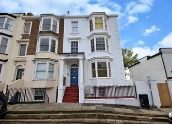 Thumbnail 1 bed flat for sale in Grosvenor Place, Margate