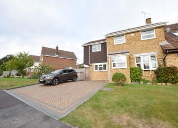 Thumbnail 4 bedroom semi-detached house for sale in Fletcher Avenue, St. Leonards-On-Sea