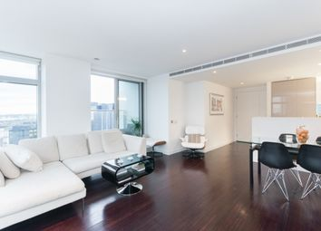 Thumbnail 2 bed flat to rent in Pan Peninsula Square, East Tower, Canary Wharf