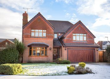 Thumbnail 5 bedroom detached house for sale in Wike Ridge Close, Leeds, West Yorkshire