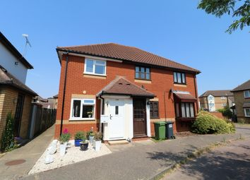 Thumbnail 1 bed end terrace house for sale in Constance Close, Witham