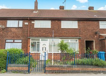 Thumbnail 3 bed terraced house for sale in Bilsdale Grove, Hull