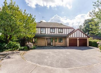 Thumbnail 4 bed detached house for sale in Adelaide Close, Soham, Ely