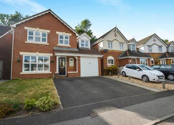 Thumbnail 5 bed detached house for sale in Badger Close, Four Marks, Alton
