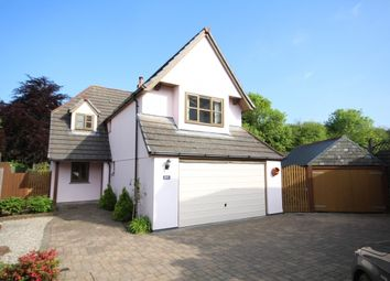 Thumbnail 3 bed detached house for sale in Lamorrick, Lanivet, Bodmin