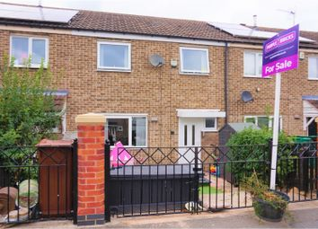Thumbnail 3 bed terraced house for sale in Whitworth Rise, Nottingham