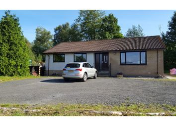 Thumbnail 3 bed detached bungalow for sale in Rosneath, Helensburgh