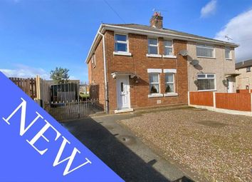 Thumbnail Semi-detached house for sale in Queens Avenue, Connahs Quay, Flintshire