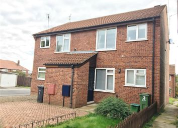 Thumbnail 1 bed flat to rent in Gresley Court, Acomb, York