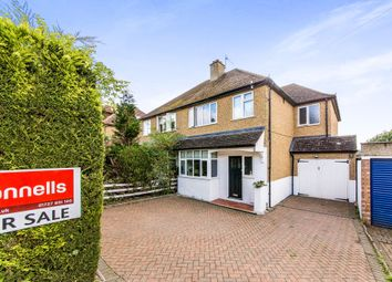 Thumbnail 4 bedroom semi-detached house for sale in Green Lane, St.Albans