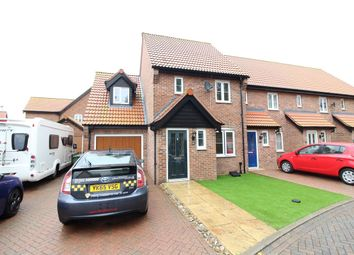 Thumbnail 3 bed terraced house to rent in Victory Avenue, Bradwell, Great Yarmouth