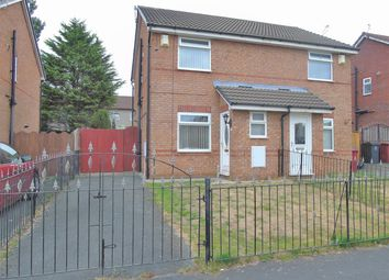 Thumbnail 2 bed semi-detached house for sale in Mollington Road, Kirkby, Liverpool