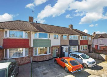 Thumbnail 3 bed terraced house for sale in Norfolk Crescent, Sidcup