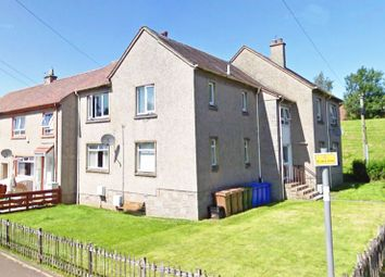 Thumbnail 1 bed flat for sale in 24C, Mill Crescent, Newmilns KA169Bb