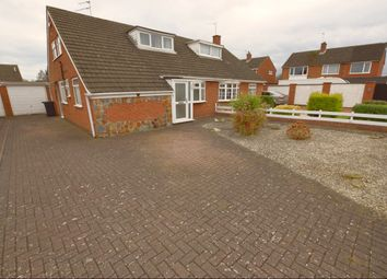 Thumbnail 2 bed bungalow for sale in Russett Way, Birstall, Leicester