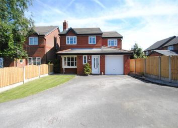 4 bed detached house for sale in Mottram Close, Grappenhall, Warrington WA4