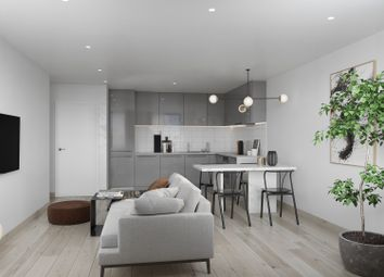 Thumbnail 1 bedroom flat for sale in Anchorage Quay, Salford