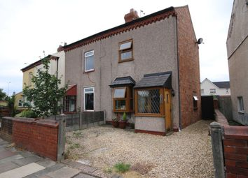 Thumbnail 2 bed semi-detached house for sale in Rufford Road, Crossens, Southport