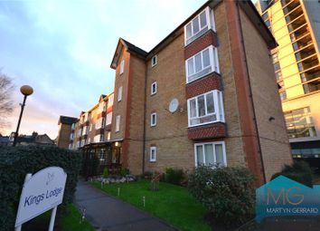Thumbnail 1 bed flat for sale in Kings Lodge, Kingsway, London