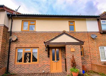 Thumbnail 3 bed terraced house for sale in Catsfield Close, St Leonards On Sea, East Sussex