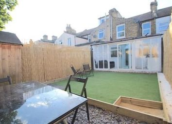 Thumbnail 4 bed terraced house to rent in Corporation Street, Stratford