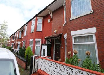 Thumbnail 2 bed terraced house for sale in Ealing Avenue, Manchester, Greater Manchester