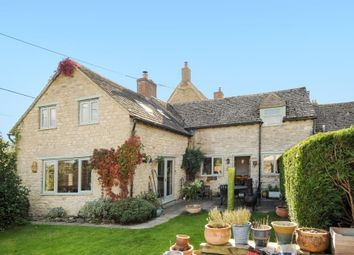 Thumbnail 4 bed cottage for sale in Church Road, North Leigh, Witney