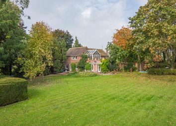 Thumbnail 5 bed detached house for sale in Cavendish, Sudbury, Suffolk