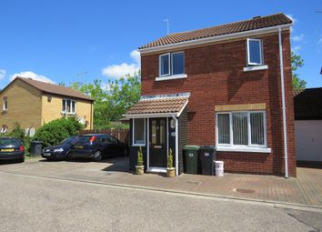 Thumbnail 3 bed link-detached house for sale in Far Pasture, Werrington, Peterborough